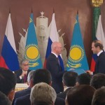 Казахстан и Россия подписали документ о производственной кооперации