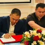 Шымкентская лапша появится на прилавках Кыргызстана