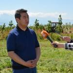 Проблему казахстанских фермеров решили в минсельхозе