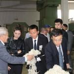 Китайские предприниматели заинтересованы в покупке овечьей шерсти жамбылских производителей