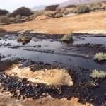 Нефть отравила огромное месторождение питьевой воды в Актюбинской области