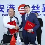 KazakhExport помогает отечественным экспортёрам выйти на китайский рынок