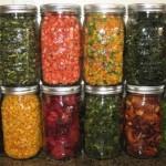 Инновации на рынке сушёных овощей способствуют его росту