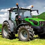 Deutz-Fahr обновил тракторы пятой серии