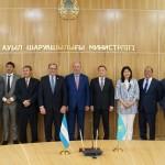 Передовые аргентинские технологии внедрят в сельское хозяйство Казахстана