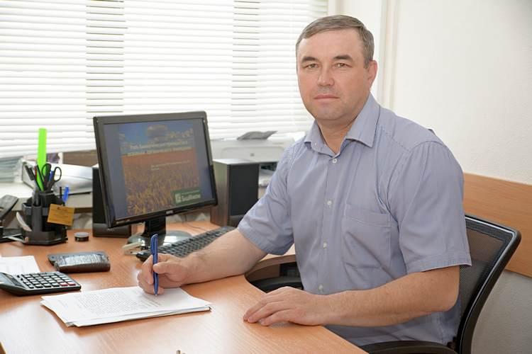 Представитель ООО «НВП «БашИнком» Владислав Сергеев
