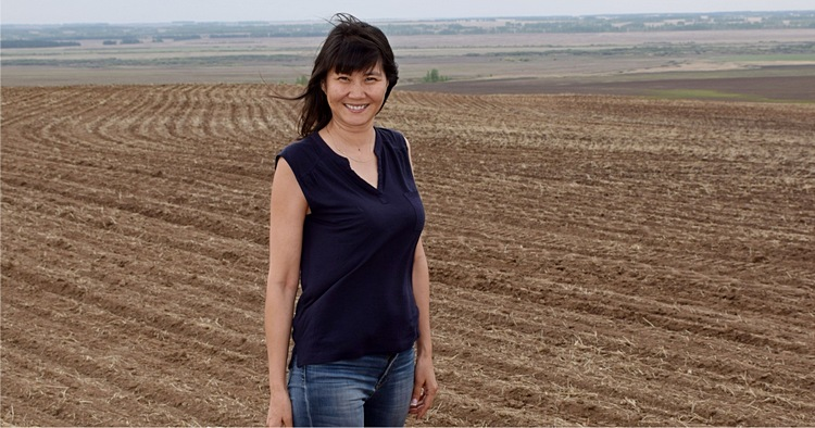 Мадина Бримжанова, руководитель ТОО «Инновационный прогресс»