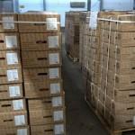 Қытайға Ақтөбе облысынан сиырдың 20 тонна сүйексіз еті жөнелтілді