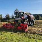 Новейший российский комбайн представили аграриям со всей Германии
