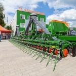 Сеялка АО «Евротехника» признана лучшей сельхозмашиной года в рамках выставки «Золотая Осень 2019»