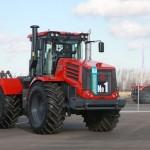 В Костанае открыли завод по производству тракторов «Кировец»