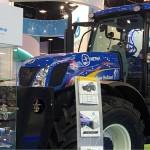 Газомоторные решения New Holland для сельхозотрасли представили в рамках IX Петербургского международного газового форума