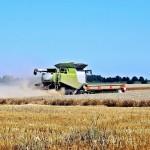 Игроки рынка аграрных машин не прогнозируют большого спада благодаря неплохой цене на зерно