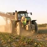 Новые технологии обеспечили щедрый урожай фермерам Сарканского района