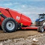 Повышению продуктивности фермерских хозяйств способствует камнеуборочная машина Kongskilde Stonebear