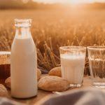 Обезжиренное молоко поможет сохранить молодость
