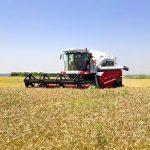 Российские производители установили новый рекорд по объёму экспортных поставок сельхозтехники