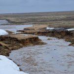 Насколько законно открытие карьера на реке рядом с селом?