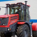 Представлен новый российский трактор