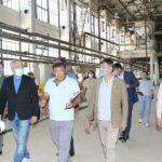 Аксуский сахарный завод начал подготовку к новому сезону