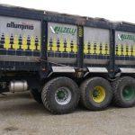 Bohnenkamp предлагает новые модели флотационных шин для прицепов и сельскохозяйственного оборудования