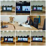 Министр сельского хозяйства РК Сапархан Омаров провёл приём граждан