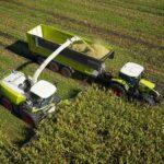 Датчик NIR SENSOR передаёт данные о количестве и качестве урожая в обновлённую систему TELEMATICS