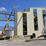 В Акмолинской области строится новый завод по производству растительного масла