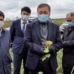 ҚР АШМ басшысы Қарағанды облысындағы фермерлермен кездесті