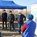 Фитомелиоранты для рассоления и повышения плодородия почв: День поля в Балхашском районе Алматинской области